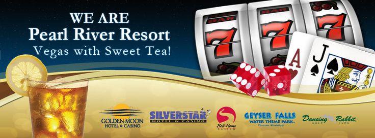 Pearl River Resort in Philadelphia, MS!