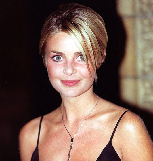 17 Best ideas about Gail Porter With Hair on Pinterest ...