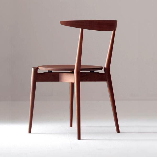 Forms Stackable Chair With Images Modern Wood Chair Chair