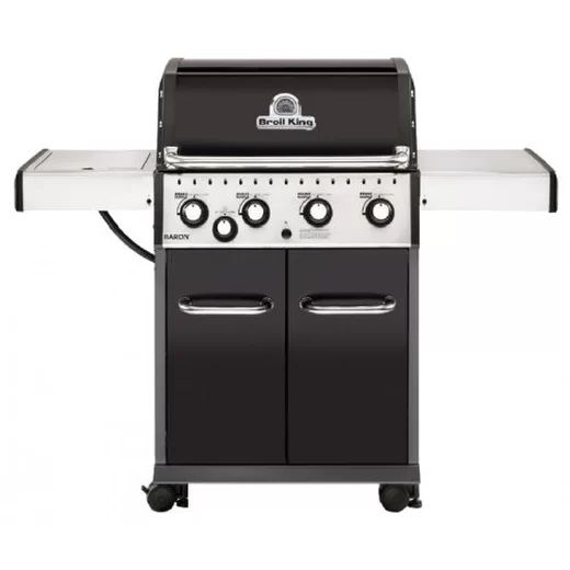The Broil King Baron 440 is a solidly constructed grill. See how it compares with other gas barbecue grills in our review.