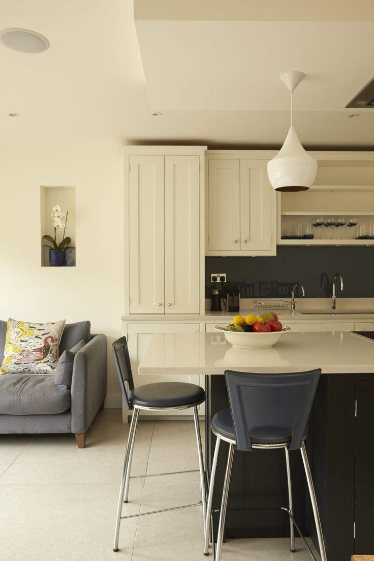 Higham - Appliance housing painted shaker