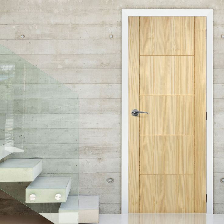 1000 Images About Internal Pine Panel Doors On Pinterest