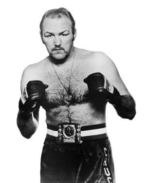 Chuck Wepner..The man that Rocky was based on after fighting Muhammad Ali...