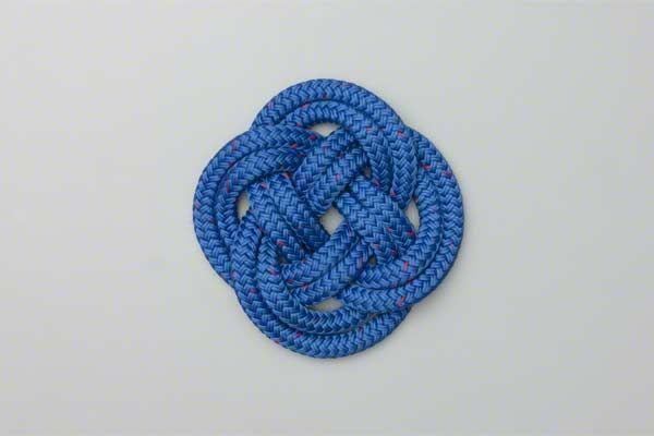 Carrick Bend Mat | How to tie a Carrick Bend Mat ...