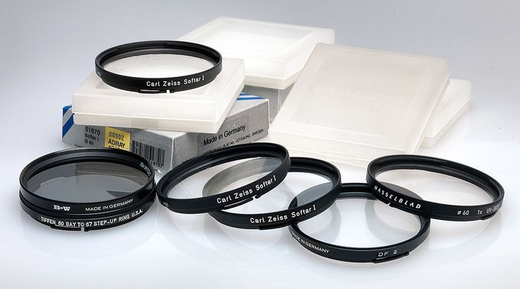 Lens Accessories | Protective Filters