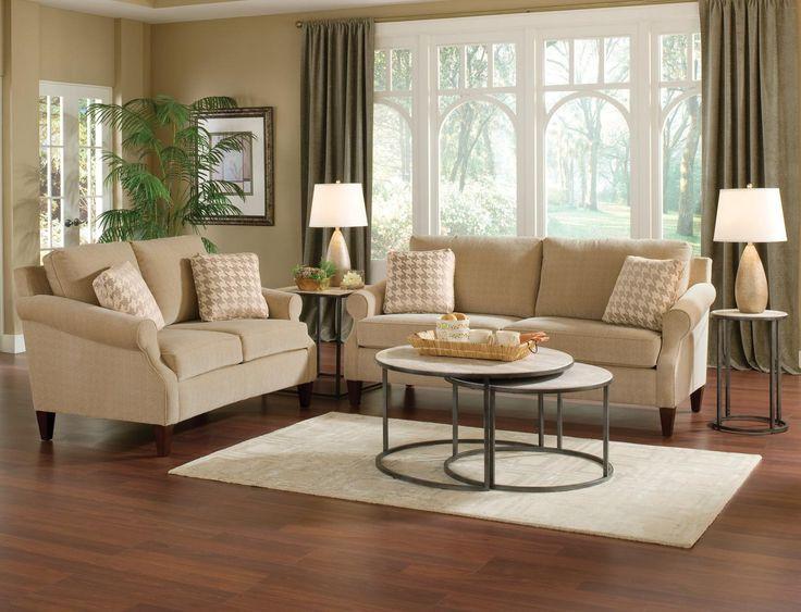 England Duke Living Room Loveseat   Mooreu0027s Home Furnishings   Love Seat  Kerrville, Fredericksburg,