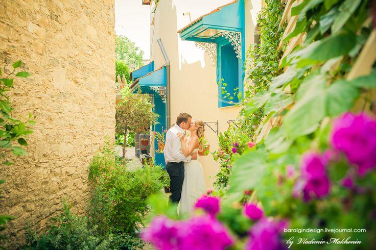 Свадьба на Кипре, традиционная деревня Лефкара