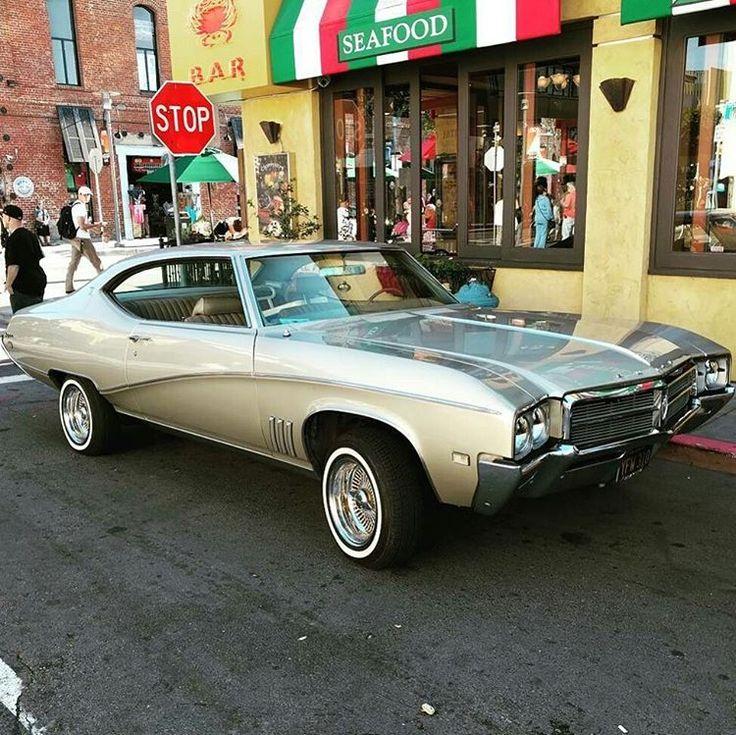 1969 Buick skylark lowrider