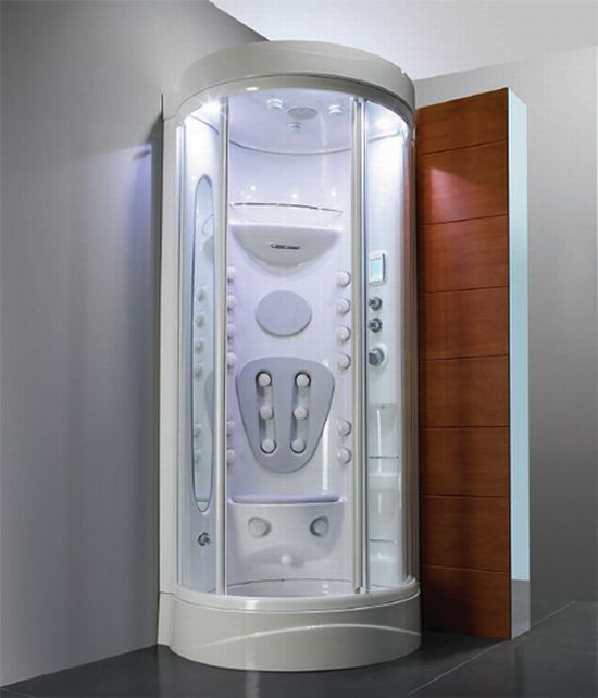 Space Age Shower