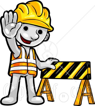 18 best construction clip art images on pinterest classroom ideas rh pinterest com construction clipart free images free construction clipart images