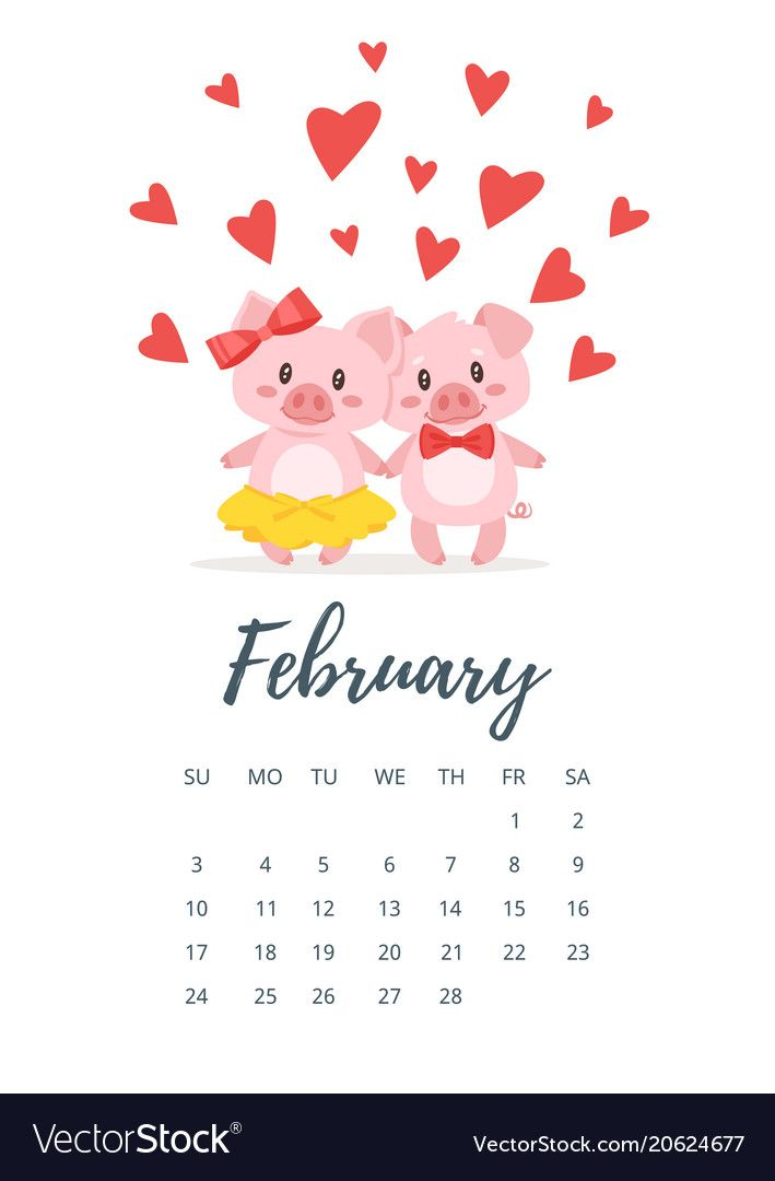 February 5th 2019 Calendar Feb 5, 2019 is the start of Chinese New Year, a year of pig