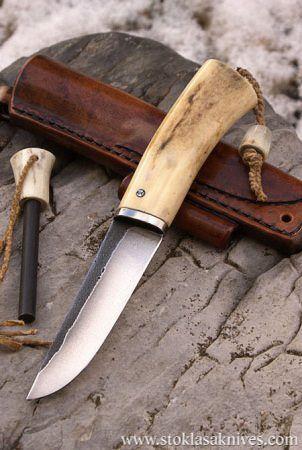 stoklasa knives - bushcraft