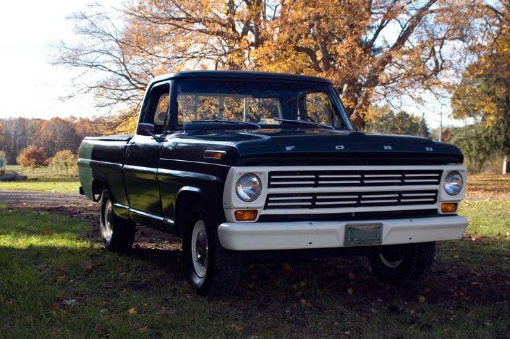 1968 Ford Truck - LMC Trucklife  #yourtruckyourstory #lmctruck #lmctrucklife #Ford #Fordtruck