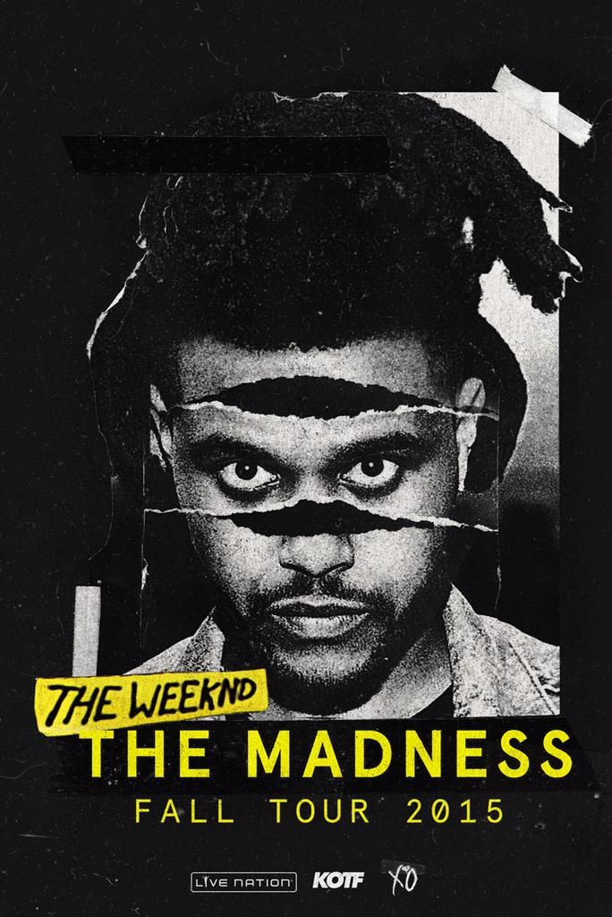 New PopGlitz.com: The Weeknd Announces 'The Madness Tour' Featuring Travi$ Scott, Banks & Halsey - http://popglitz.com/the-weeknd-announces-the-madness-tour-featuring-travi-scott-banks-halsey/