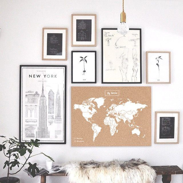 Ms de 25 ideas increbles sobre Mapas del mundo en Pinterest