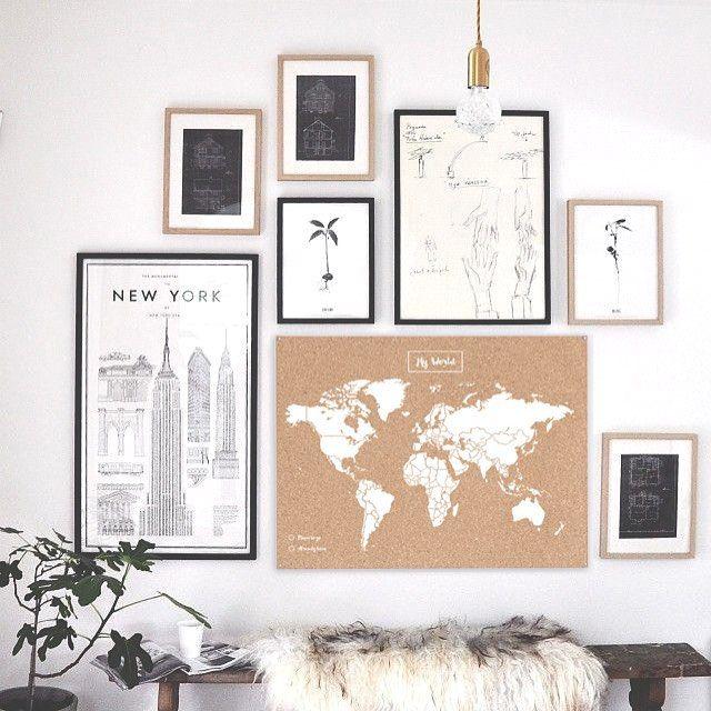 M s de 1000 ideas sobre mapa del mundo decoraci n en - Todo para decorar tu casa ...