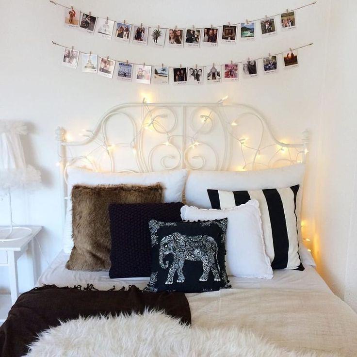 M s de 25 ideas incre bles sobre ideas para colgar fotos en pinterest marcos para fotos - Decoraciones para cuartos ...