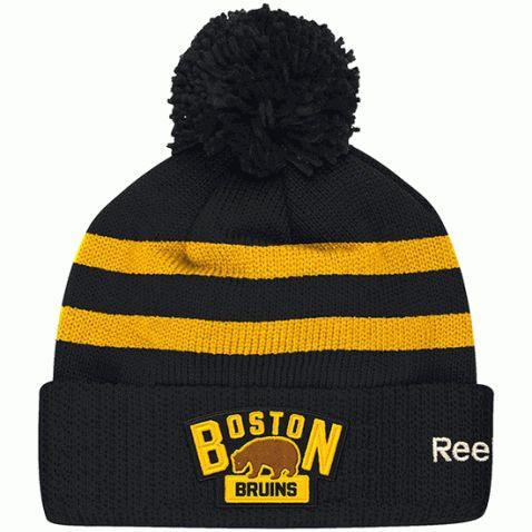 Tuque de la Classique Hivernale 2016 des Bruins de Boston. Taille unique pour adulte.