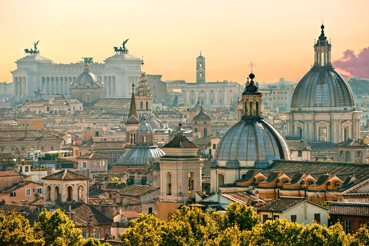 Drei Tage Rom - Ein Reiseplan
