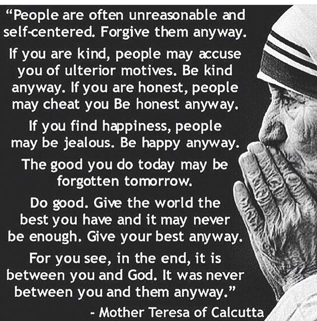 Mother Teresa Quotes People Are Often: 654 Best Images About Words Of Wisdom On Pinterest