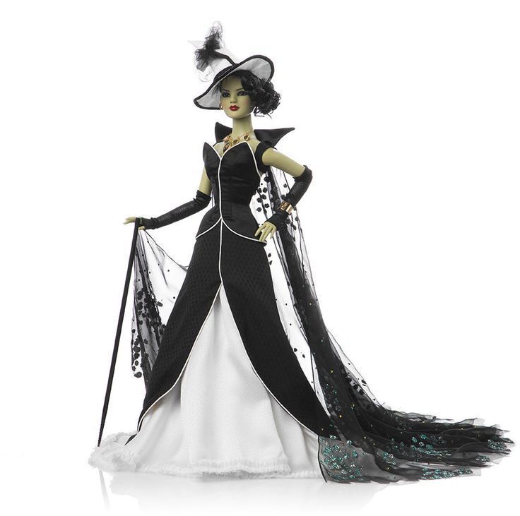 The Wizard of Oz The Wicked Witch Tonner Doll by Lyn Paolo with Kerry Washington
