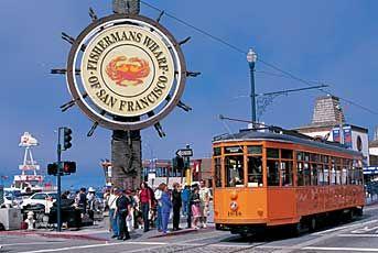 Fisherman's Wharf - San Francisco