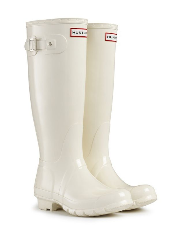 Gloss Rain Boots  Original Tall Gloss  Hunter Boot US  And the