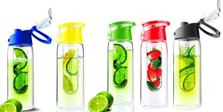 Flavour 2 Go fruit infusing water bottles are perfect for so many situations and there's so many flavour combos you'll find it a lot easier getting your daily water intake!