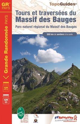 Tours et traversées du massif des Bauges