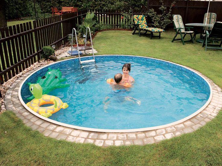 Small Round Inground Pool
