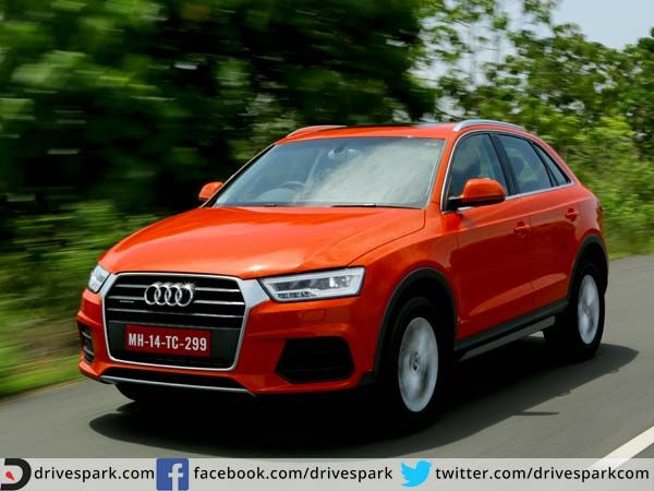 Review: 2015 Audi Q3—Luxury Worth Every Penny - DriveSpark