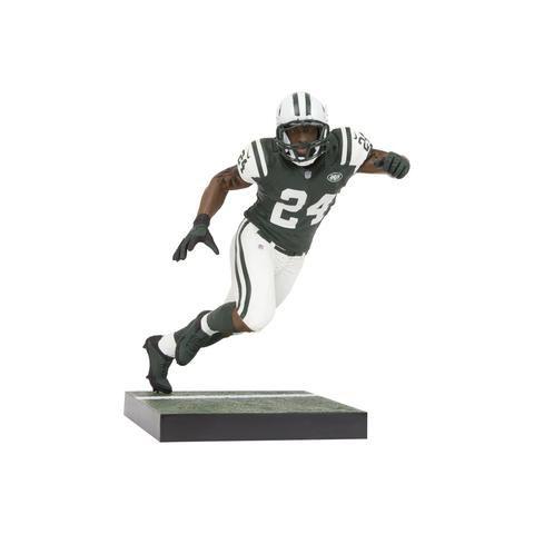 New York Jets Darrelle Revis Figurine - 2015 Release #NewYorkJets