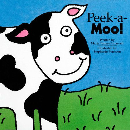 Have fun playing peekaboo with farm animals in this lift the flap book!