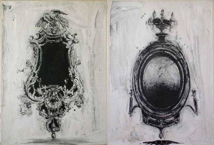 Mirror drawing google zoeken 7 zonden ijdelheid for Mirror drawing