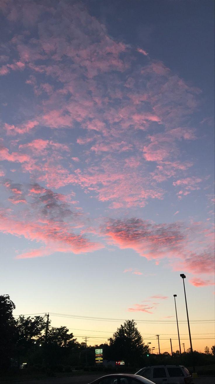 summer sunset love Sky aesthetic, Sky photography