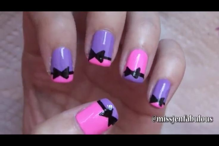 easy nail art | File Name : Easy Nail Art Designs For Beginners