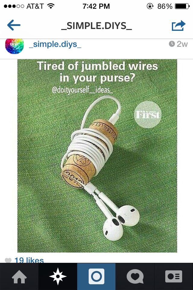 DOING THISS all u do its get a cork and put the part that u put in ur phone in it, the u cut a little sliver in the bottom and put the wire in!