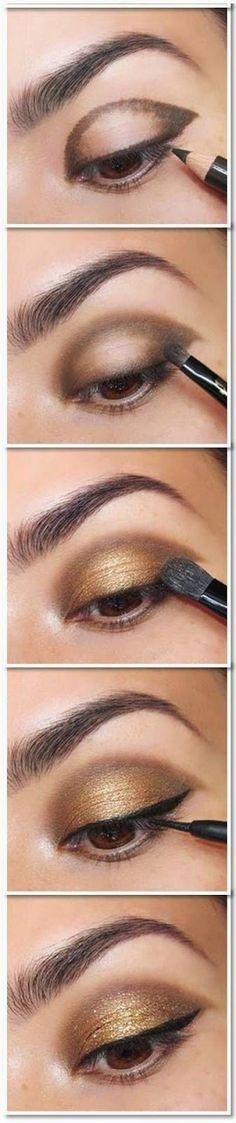 Tutoriales de Maquillaje para Ojos Cafés o Claros