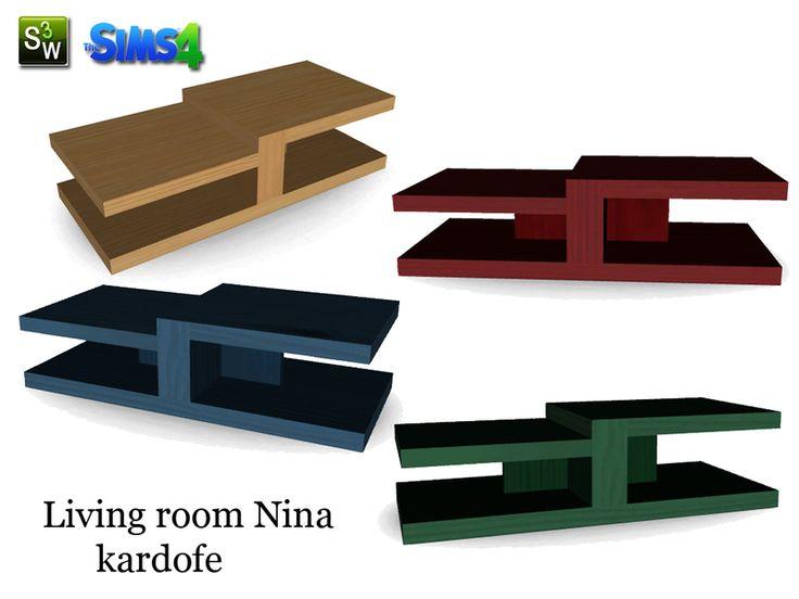 kardofe_Lliving room Nina_Coffee table