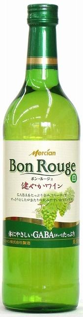 メルシャン 健やかワイン ボン・ルージュ(白) 720ml   timein.jp