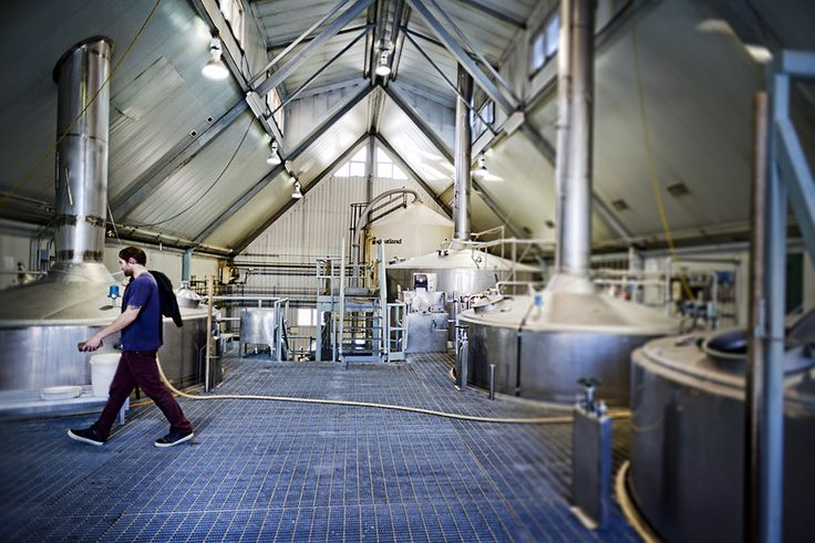 The #BigRockBeer Brewery - where all of the delicious magic happens. #craftbeer #beer