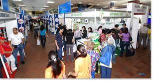 Empresas nacionales exhiben sus productos en Expocomer