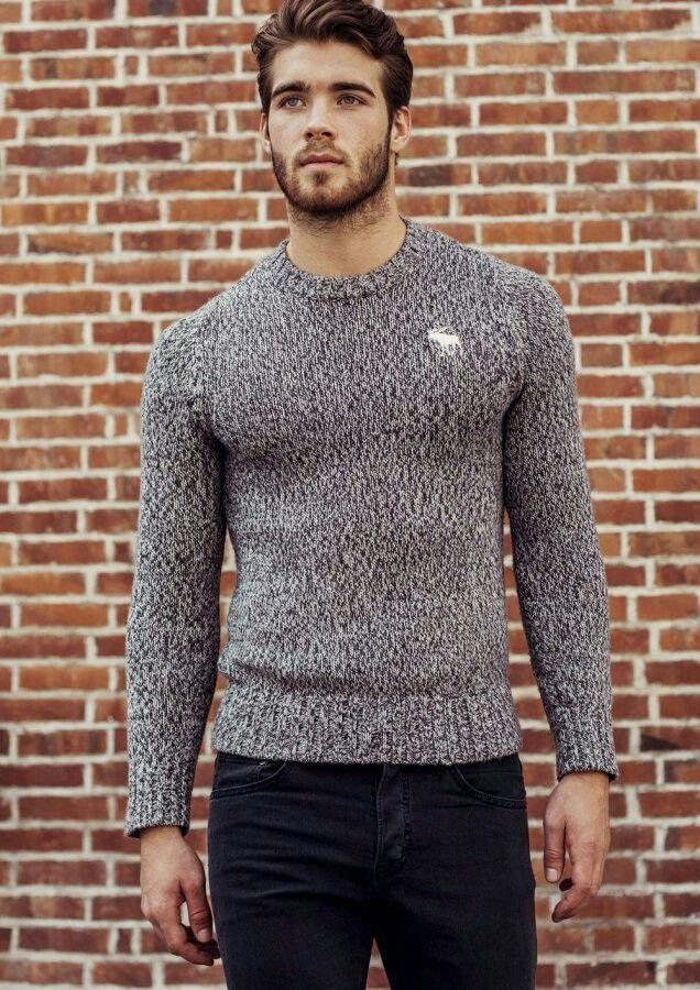 Sweater Fashion Male