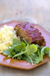 Now Eat This: Rocco DiSpirito rethinks classic (fatty) meatloaf