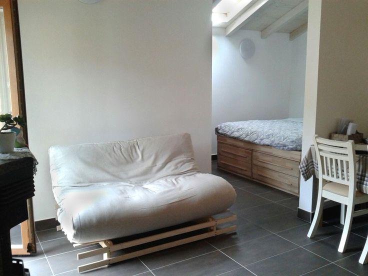 Best 25 smallest house ideas on pinterest - Divano letto toronto ...