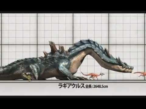 Monster Hunter 3 (Tri) G - Everyone so Big-Big!