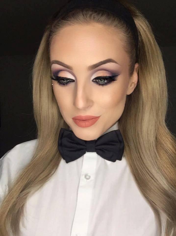 Dokonalé líčenie so skvelou paletkou Morphe 35P <3 Skvelá make-up artist Lucid to jednoducho vie!