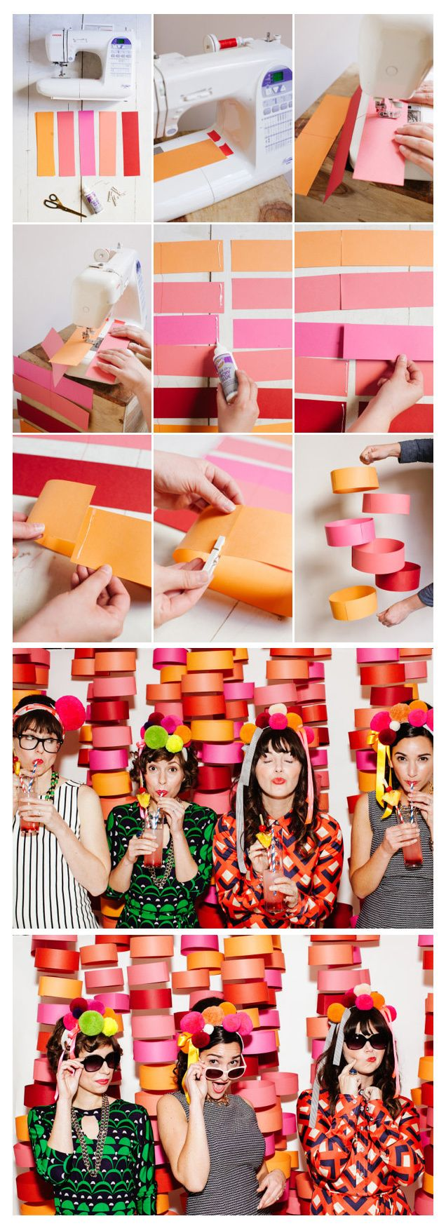 Do it yourself - Photo booth
