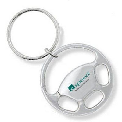 The Rotella Customised Keyring Min 100 - Express Promo Products - Keyrings - HCL-A40621 - Best Value Promotional items including Promotional Merchandise, Printed T shirts, Promotional Mugs, Promotional Clothing and Corporate Gifts from PROMOSXCHAGE - Melbourne, Sydney, Brisbane - Call 1800 PROMOS (776 667)