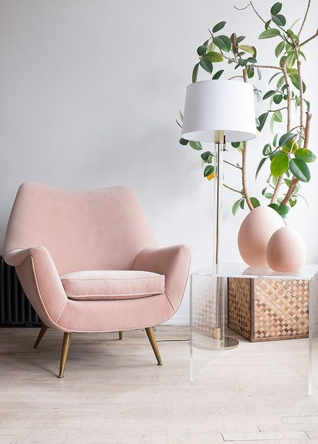 Blush Velvet Mod Chair - Best 25+ Club Chairs Ideas On Pinterest Leather Club Chairs